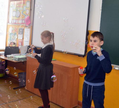 Школьники побывали в стране доброго волшебника