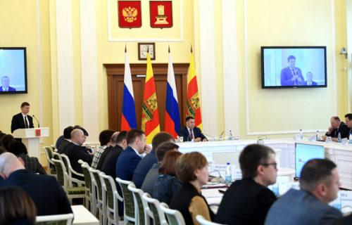 Игорь Руденя: в Тверской области за четыре года реализовано более 50 инвестиционных проектов, создано свыше 6 тысяч рабочих мест