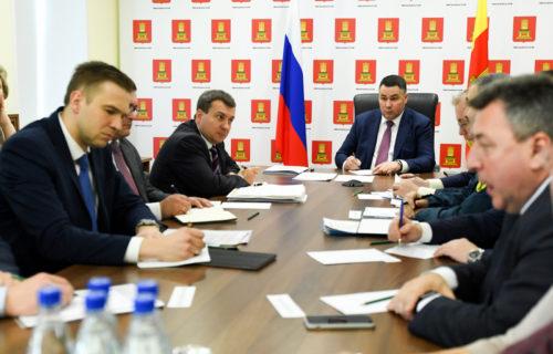 Игорь Руденя принял участие в селекторном совещании рабочей группы Госсовета РФ по противодействию распространению коронавирусной инфекции