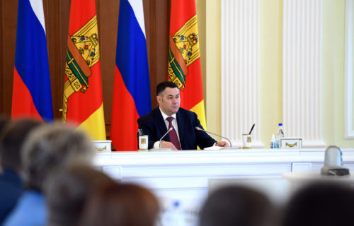В Тверской области дополнительно закупят 46 аппаратов ИВЛ, средства защиты и медикаменты для профилактики, диагностики и лечения коронавируса