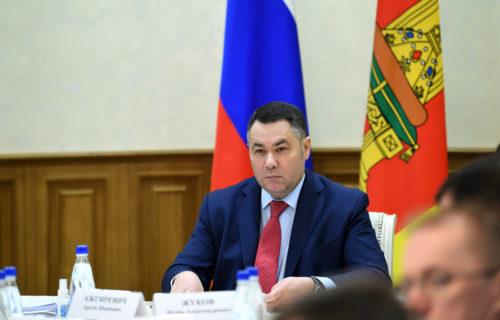 Игорь Руденя поручил главам муниципалитетов держать на контроле исполнение введенных на территории Тверской области ограничительных мер