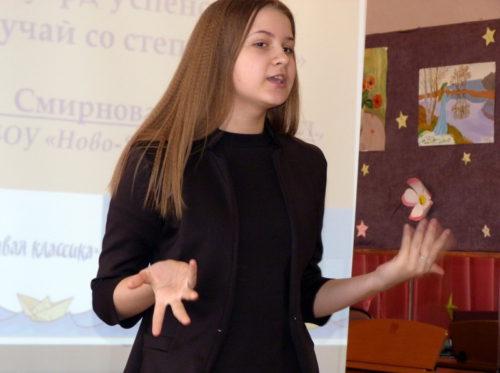 Юные чтецы заставили слушателей задуматься над строками классиков и современников
