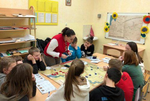 Воспитанники Центра вступили в «Золотой век»