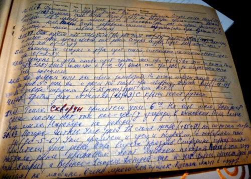 Любопытный дневник Валентины Демидовой