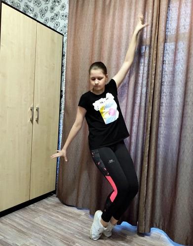 Танцуем с РДШ