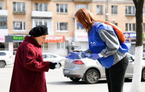 Игорь Руденя в прямом эфире телеканала «Россия 24» Тверь: школьники Тверской области будут отдыхать с 1 по 11 мая