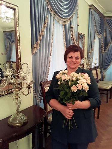 С юбилеем, Валентина Александровна!