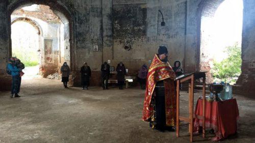 Престольный праздник в Гурьеве