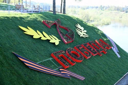 Игорь Руденя в Ржеве возложил цветы к Обелиску советским воинам, погибшим при освобождении города от немецко-фашистских захватчиков