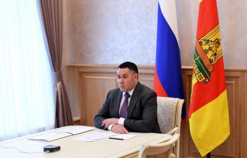 Игорь Руденя поручил сформировать план реализации новых мер поддержки экономики и граждан, озвученных Президентом РФ