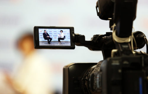 Игорь Руденя в прямом эфире телеканала «Россия 24» ответил на вопросы о ситуации с коронавирусом в Тверской области