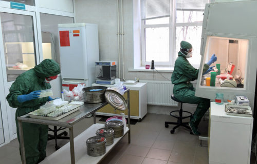 Информация оперативного штаба по предупреждению завоза и распространения коронавирусной инфекции в Тверской области за 25 мая
