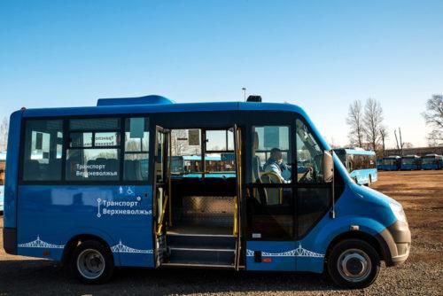 На совещании обсуждали внедрение новой системы пассажирских перевозок