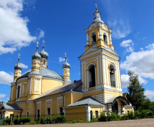 Ильинский храм июль 20
