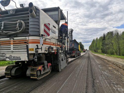 В Тверской области в 2020 году по национальному проекту ремонтируется 215 километров дорог