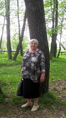 С юбилеем, Татьяна Ивановна!