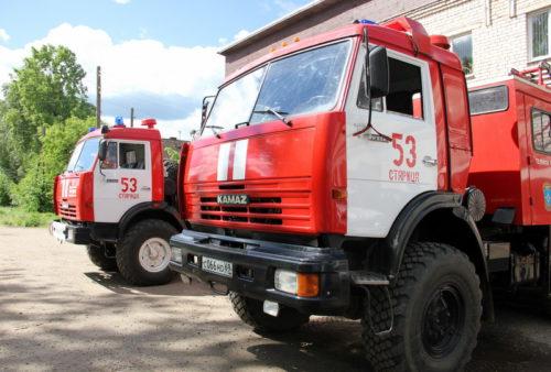 В Старицком районе установлен особый противопожарный режим