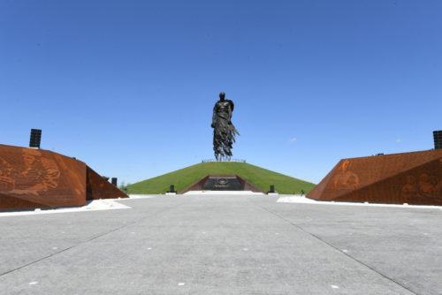 Президент России Владимир Путин откроет в Тверской области Ржевский мемориал Советскому солдату