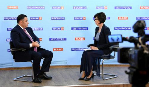 В прямом эфире с Игорем Руденей расскажут, будет ли увеличено число бюджетных мест в тверских вузах