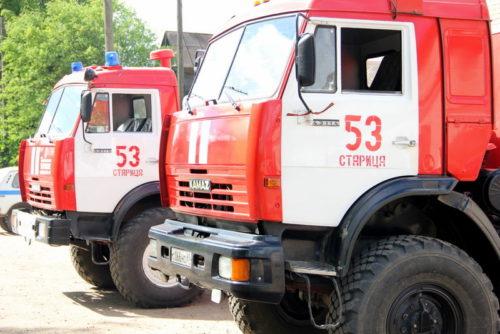 В ближайшие дни из-за жары ожидается высокая пожарная опасность