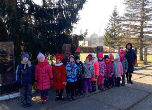 Огромное спасибо всем-всем сотрудникам детского сада!