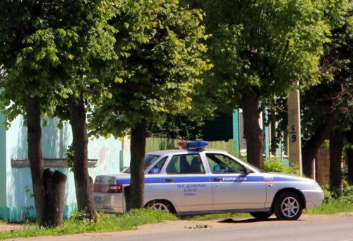 Полицейские раскрыли угон транспортного средства