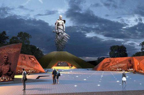 Завершён сбор средств на создание Ржевского мемориала Советскому солдату в Тверской области