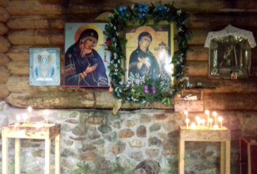 На луковниковской земле прошёл праздник Ахтырской иконы Божией Матери