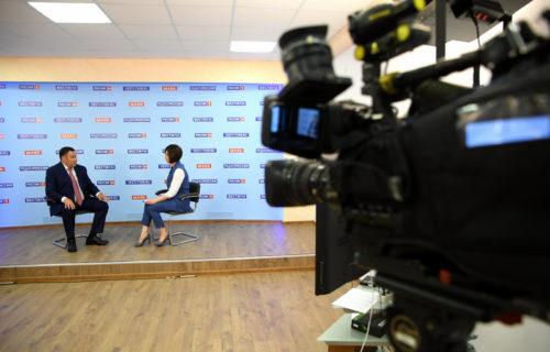 Игорь Руденя поблагодарил жителей Верхневолжья за участие в Общероссийском голосовании