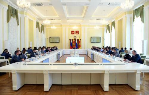 В Тверской области до 2023 года откроют три новые школы в рамках реализации национального проекта «Образование»