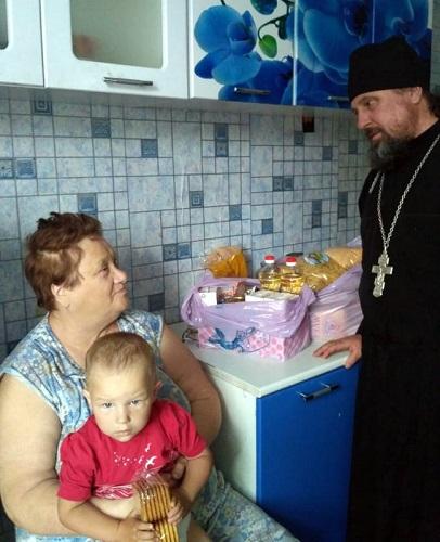 Дела милосердия и благотворительности как норма жизни