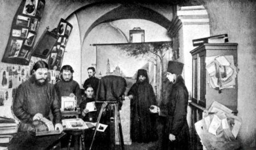 Творцы Валаамской симфонии