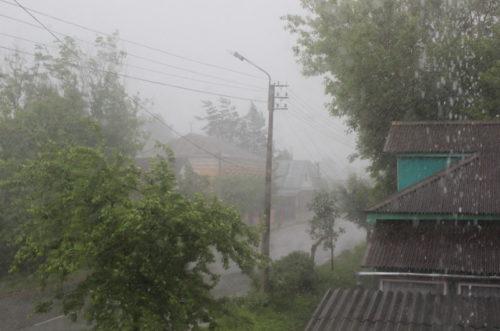 Синоптики предупреждают: дожди!