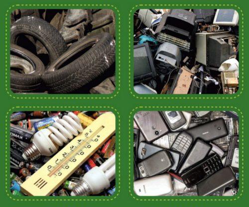 Опасные отходы: как с ними обращаться?