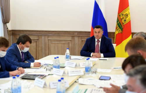 В Тверской области прорабатывается внедрение новой модели пассажирских перевозок в нескольких муниципалитетах