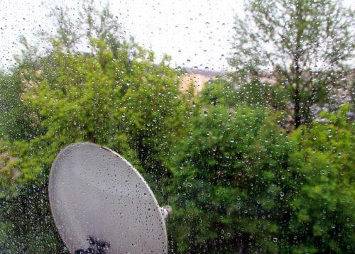 Синоптики предупреждают: возможны гроза и сильный дождь