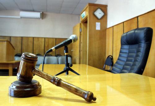За кражу спиртосодержащей продукции наложен судебный штраф