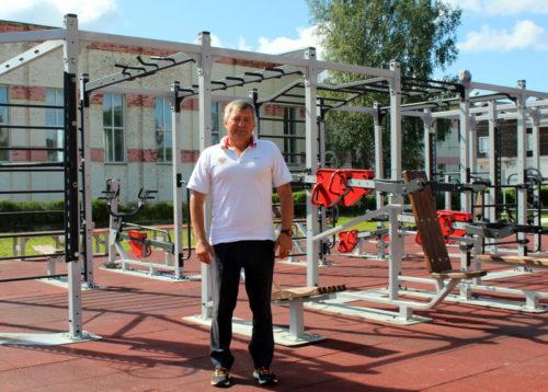 8 августа - День физкультурника