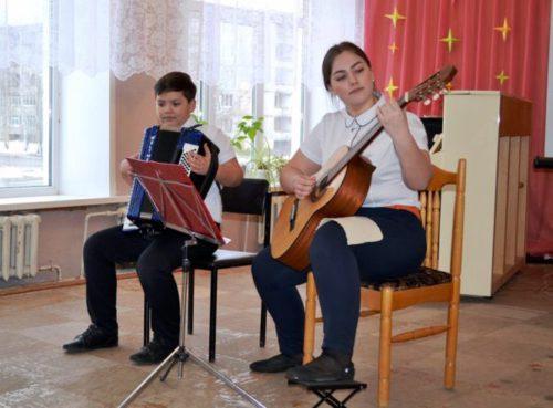 Старицкая детская школа искусств ждёт новых учеников!