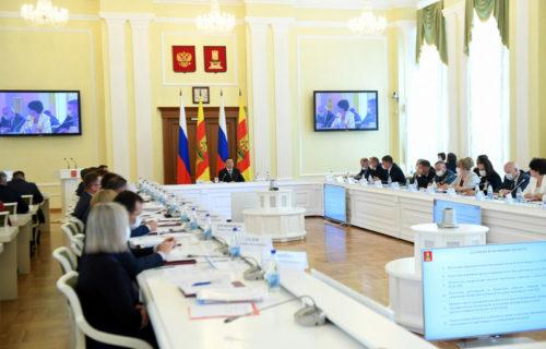 Тверская область в первом полугодии 2020-го сохранила тенденцию роста доходов регионального бюджета