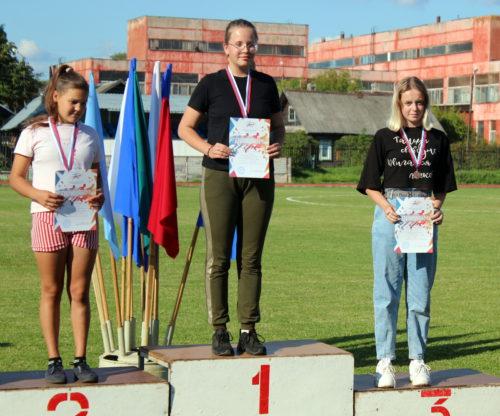 Трое старицких спортсменов привезли из Вышнего Волочка медали и грамоты