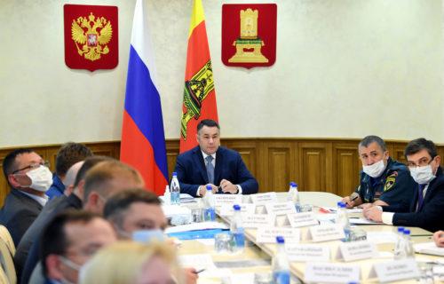 Игорь Руденя: кампания по профилактике детского травматизма - это вопрос демографии, сохранения жизни наших граждан