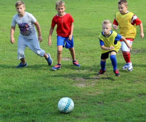 Футбол нашего двора