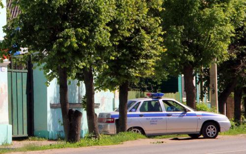 Полицейские задержали подозреваемого в краже скутера