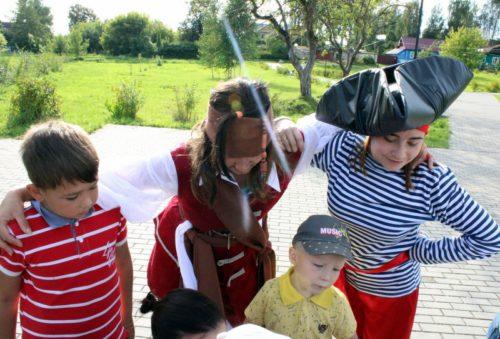 Юные старичане разгадали «Тайны пиратского судна»