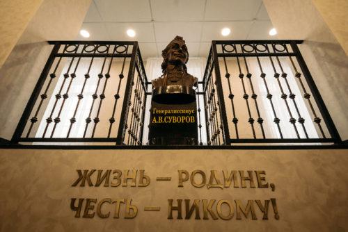 «Ростелеком» предоставил цифровые сервисы новому комплексу Суворовского военного училища в Твери