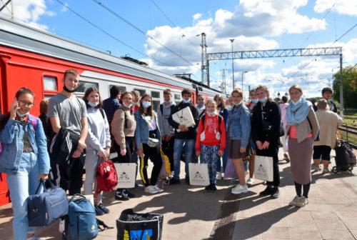 Наше путешествие в Рязань