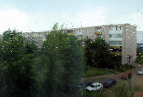 Четверг придёт с дождём и ветром
