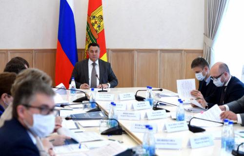 Требования к качеству дорожных работ повышают в Тверской области