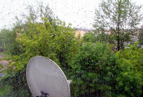 Синоптики предупреждают о сильном дожде
